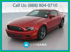 2013 Ford Mustang V6 Premium Coupe 2D Air Conditioning SiriusXM Satellite Stability Control ABS (4-Wheel) CD/MP3