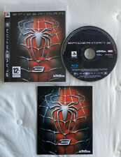 Spider-Man 3 Playstation 3 PS3 Complete Mint