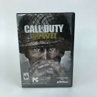 Call of Duty: WWII (PC, 2017) PC Windows Steam Key Brand New Sealed