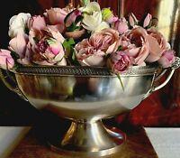 Antique Gorham Silver Plate Tureen Centerpiece Bowl Jardiniere Display