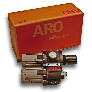 Compressor Air Line Filter Regulator Lubricator - Ingersoll Rand AROC38231-600