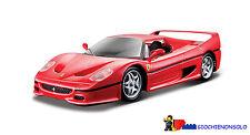 Ferrari F50 Giallo 1 24 Bburago