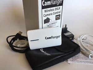 CamRanger Remote for select Nikon, Canon DSLR  Camera Controller