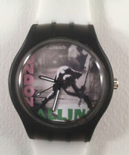 The Clash London Calling - Retro 80s designer watch