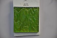 """Glass Mosaic Tile - SPECIAL PRICE $0.99/piece Green 4""""x4"""""""