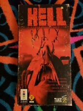 HELL Panasonic 3DO Game COMPLETE! US Seller