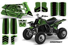 AMR Racing Yamaha Banshee 350 Decal Graphic Kit ATV Quad Wrap  87-05 CONSPIRACY