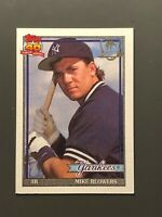 1991 Topps Desert Shield #691 Mike Blowers New York Yankees