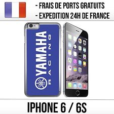 Coque iPhone 6 et 6S - Yamaha Racing