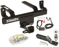 TRAILER HITCH + PLUG&PLAY WIRING KIT + BALLMOUNT + BALL CLASS III EASY INSTALL