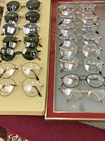 Vintage Pre-1980's Polo Ralph Sun Glassess and Rx Frames