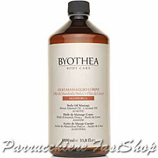 Sweet Almond & Coconut Body Oil Massage Byothea ® 1000ml Olio Massaggio Corpo