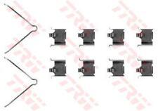 PFK328 TRW Kit d'accessoires, frein à disque Tampons Essieu Arrière