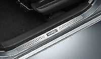 Genuine Toyota Yaris 2009 On Scuff Plates 3 Door