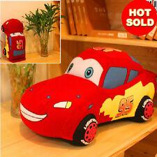 35CM DISNEY CARS PIXAR LIGHTENING MCQUEEN KID PLUSH PILLOW SOFT DOLL STUFFED TOY
