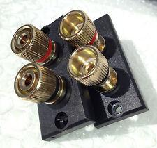 NS10 NS1000 Speaker Binding Posts Terminals Yamaha NS10M NS1000M Monitors Plugs