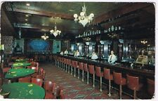 Golden Nugget Gambling Hall Casino Old Post Card Postmarked 1957 #P15753