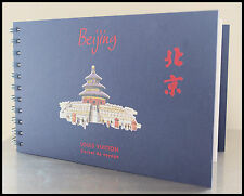 Louis Vuitton Carnet de Voyage BEIJING China Travel Book inc Postcards & Pencil