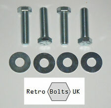 Engine Cross Member Mount Bolt Set -  Ford Escort Mk1, Mk2 RS 2000, Mexico