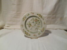 """Royal Doulton """"Tonkin"""" lunch plates, Green Band, Indian Tree Design, 1975-1992"""