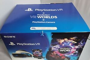 Sony PlayStation PS VR Headset Move Brille CUH-ZVR2 für PS4 und PS5 + Kamera V2