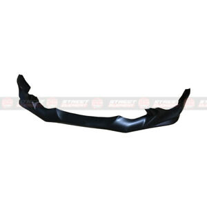 TRD V2 Style PU Front Bumper Lip For 2017-2020 Toyota 86 GT GTS (UNPAINTED) NEW