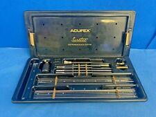 Acufex Suretac Instrumentation System Set Arthroscopy