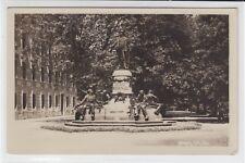 AK Steyr, Josef Werndl-Denkmal, 1936 Foto-AK