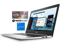 """Dell 5575 15.6"""" FHD PC, Ryzen 7 2700U, 16GB RAM, 256GB SSD, Win 10 Pro"""