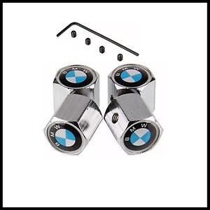 TAPONES ANTIRROBO PARA BMW Serie 1 2 3 4 5 X1 X2 X3 X4 X5 X6 M2 M4 Rueda Valvula