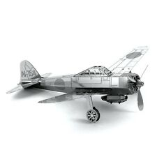 Fascinations Metal Earth 3D Laser Cut Steel Model Kit Mitsubishi Zero Fighter