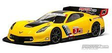 Protoform 1/8 Chevrolet Corvette C7.R Clear Body GT - PRM1546-40