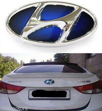 H Logo Trunk Genuine EMBLEM 1EA (Fit: Hyundai Elantra 2011 2012 2013 2014+)