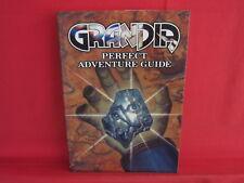 Grandia Perfect Adventure Guide Book / SS