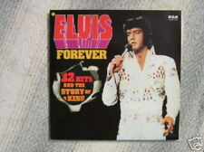 ELVIS PRESLEY DOUBLE 33 TOURS FRANCE ELVIS FOREVER