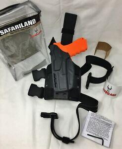Safariland® 7354 7TS™ ALS® Tactical LH Leg Holster Hood Guard LEFT - GLOCK 17 22
