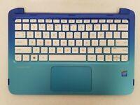 "HP Stream 11.6"" X360 11-p015wm Palmrest Touchpad & Keyboard PK131A61C00 TESTED"
