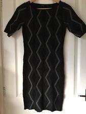 Karen Millen Bodycon Dress Size Small 8 10