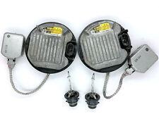 2x OEM for 15-17 Subaru Legacy Outback HID Xenon Headlight Ballast & D4S Bulb