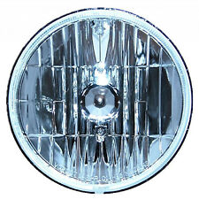"5-3/4"" H5006 Crystal Headlight Halogen Light Bulb Headlamp Peterbilt Kenworth Fl"