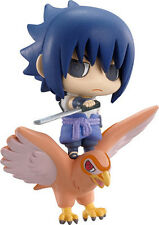Naruto 2'' Sasuke Petit Chara Land Kuchiyosenojyutsu Trading Figure