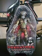 NECA Predators - Classic Predator MASKED NEW in Box