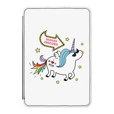 Badass Unicorn Case Cover for Kindle Paperwhite - Funny