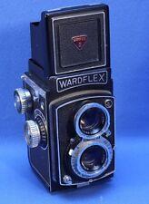 WARDFLEX II MEDIUM FORMAT TLR CAMERA