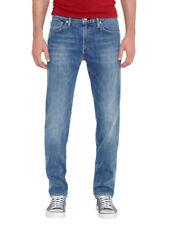 Jeans da uomo regolanti marca Levi ' s strappato , sfilacciato