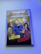 Scrubs - The Complete Eighth Season (DVD, 2009, 3-Disc Set)