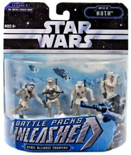 Battle Pack Rebel Alliance Troopers Action Figure 4-Pack [Battle of Hoth]