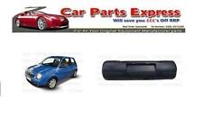 VOLKSWAGEN LUPO 1999-2005 REAR BUMPER -  PAINTED ANY COLOUR