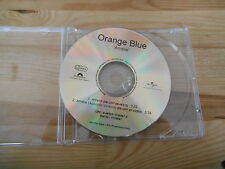 CD POP ORANGE BLUE-Amelie (2) canzone PROMO POLYDOR disc only