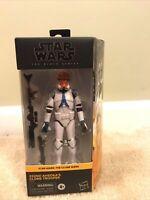 Star Wars Black Series The Clone Wars 332nd Ahsoka Clone Trooper Hasbro New